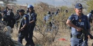 South Africa Marikana Massacre Jacob Zuma