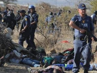 Marikana Massacre Marks The End Of South Africa's Post-Apartheid Settlement?