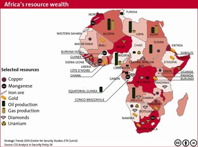 Strategic Trends Africa's Resource Wealth