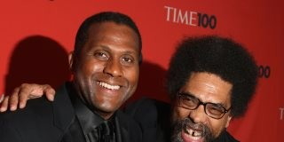 Tavis Smiley Cornell West