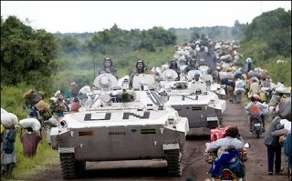 UN Troops In Congo