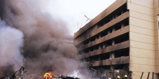 US Embassy Bombings In Kenya And Tanzania