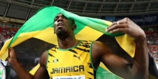 Usain Bolt Makes History At World Championships