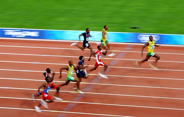 Secret To Usain bolt Speed Revealed