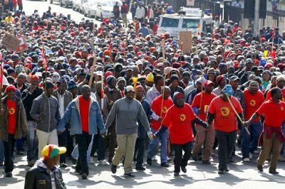 Platinum Union Declares End To South Africa's Longest Strike