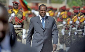 Puppet Of France: Burkina Faso's Ex-President Charged With Treason