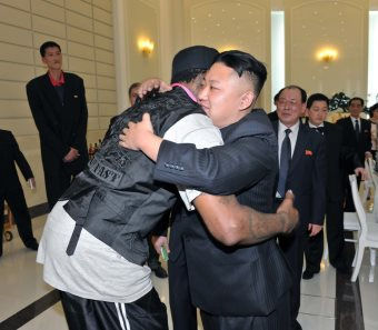 Dennis Rodman Returns to North Korea to Visit Kim Jong-un