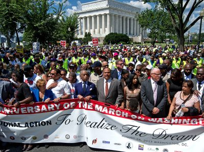 Money And Politics The 50th anniversary Of The March On Washington