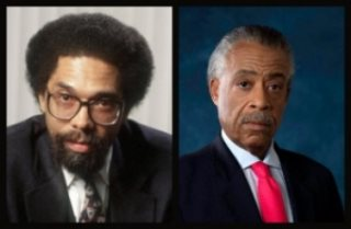 "West Calls Sharpton ""House Negro of Obama Plantation"""