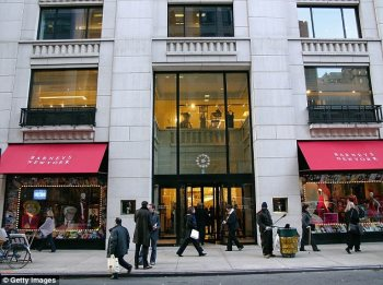 A Waste Of Time: Protesters Head for Barneys After Black Shoppers Claim Discrimination