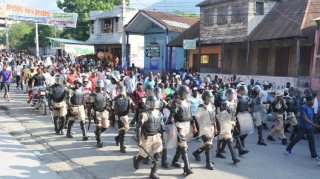Why Haitians are Taking to the Streets Against President Michel Martelly