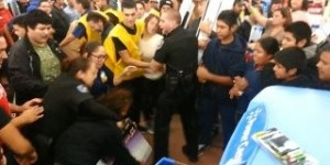 Black Friday Fights Chaos