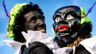 Huge Protest Against Dutch Tradition That Denigrate Black People for Christmas