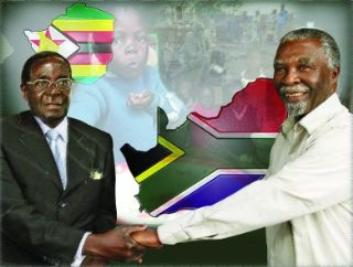 British Invasion Plot Against Zimbabwe Exposed