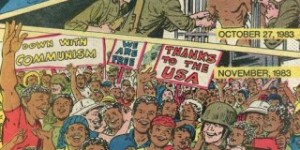 CIA Comic Book Invasion Of Grenada