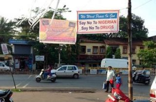 Goa Racism Against Nigerian