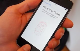 iPhone 5s Fingerprint Scanner Intended for NSA Surveillance - Anonymous