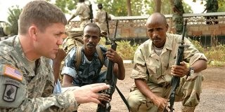 Pentagon Military Bases Africa