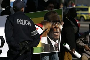 Zimbabwe: Europe Renews Illegal Sanctions On Mugabe
