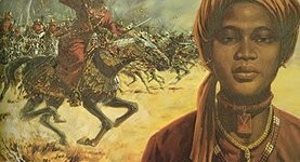 Queen Amina of Zazzau: A West African Warrior Queen