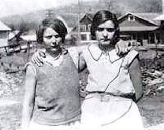 Ruby Bates And Victoria Price Scottsboro Boys Accusers