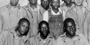 Scottsboro Boys In Jefferson County Everett