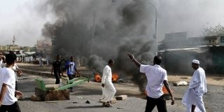 Sudan Fuel Protests