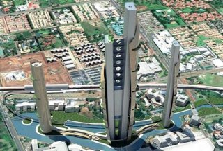The Centurion Symbio-City project would create South Africa's tallest building