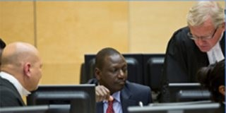 William Ruto ICC Case