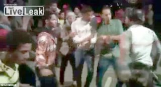 Yemeni Man Kills Two Dancing To Gangnam Style