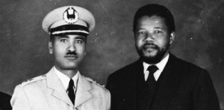 The Man Who Taught Mandela To Be A Soldier