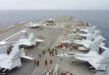 East China Sea Military Tension US Dollar