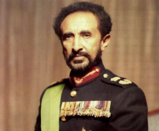 Emperor Haile Selassie I Dreams And War