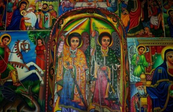 The First Christian Manuscript Art May Have Come From Ethiopia