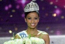 Flora Coquerel Miss France