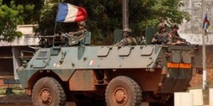 France Central African Republic