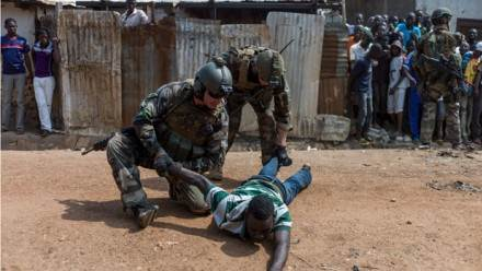 UN Orders Probe Into Its Response To The Rape Of African Kids By French Soldiers