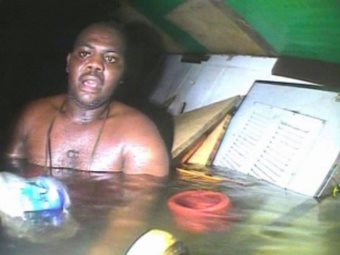 Amazing Rescue Video: Nigerian Man Survives 3 Days Trapped At Bottom Of Atlantic