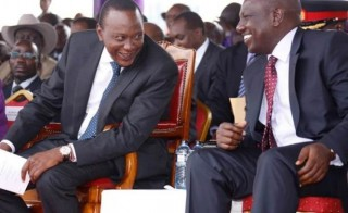 Hague Admits Lack of Evidence Against Kenyatta