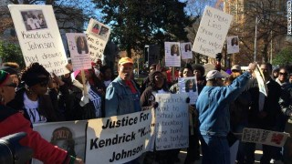 Kendrick Johnson Rally