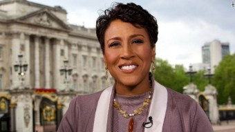 Robin Roberts Gay