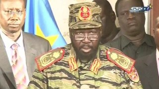 South Sudan Coup Attempt