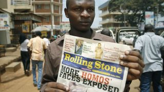 Uganda Jail British Man For Homosexuality