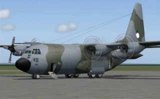 Uganda Peoples Defence Force C-130