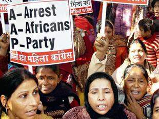 Indian Government Must Condemn Attacks On Africans