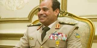 Al-Sissi Endorsed As Egypt's New Military Dictator