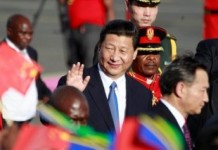China Africa Diplomacy