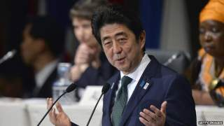 China-Japan Acrimony Spills Over Into Africa