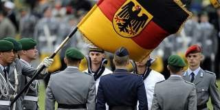 Germany Military Africa