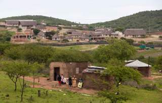Jacob Zuma Nkandla Neighbour